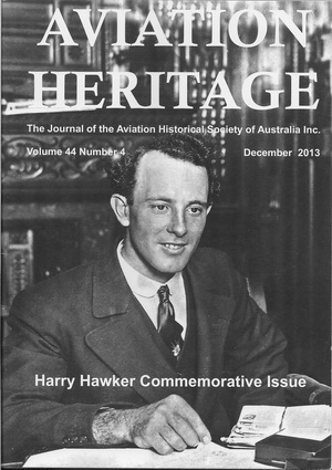 Aviation Heritage cover image